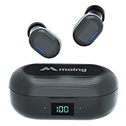 Wireless Earbuds  Wireless Charging With LED Display Bluetooth 5.0